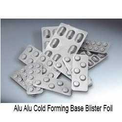 Alu Alu Cold Forming Base Blister Foil