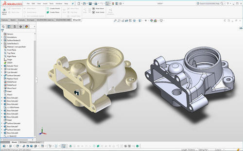 Precise 3d Metrology Design Solutions Private Limited Distributor Of Reverse Engineering Services 3d Scan To Connect2india