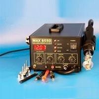 Max SMD Rework Station, Model 8550