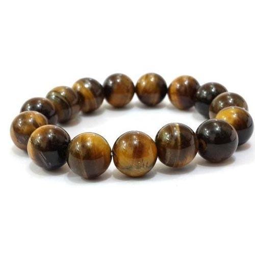 Tiger eye Round Beads Bracelets