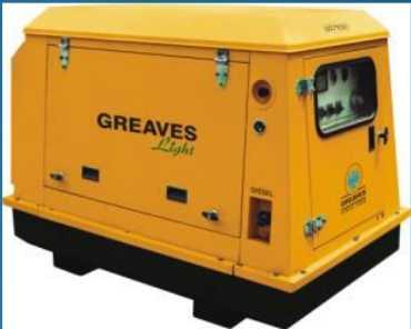 10 Kva Generator Set