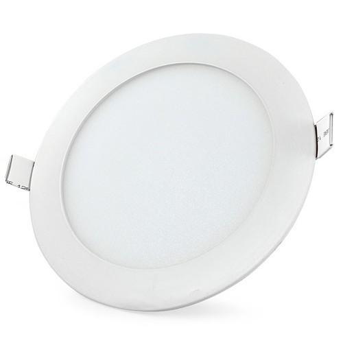 12w Led Panel Light Round