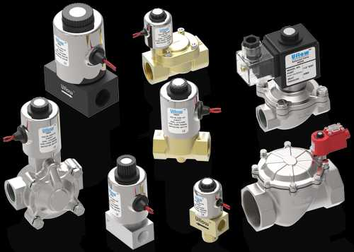2 2 Way Solenoid Valves