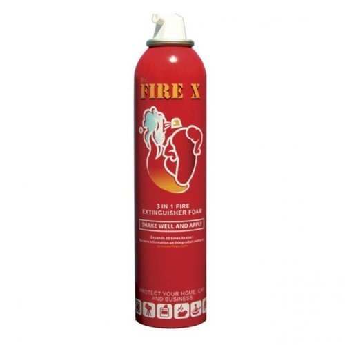 2 Kg Fire Extinguisher