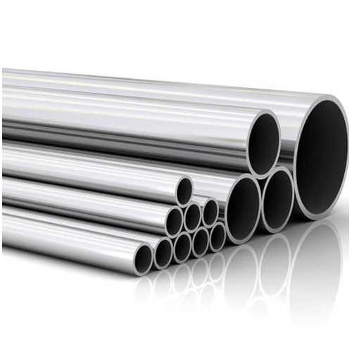 202 Round Stainless Steel Pipe