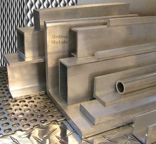 304 Stainless Steel Square Pipes