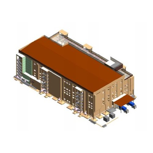 3d Industrial Modelling