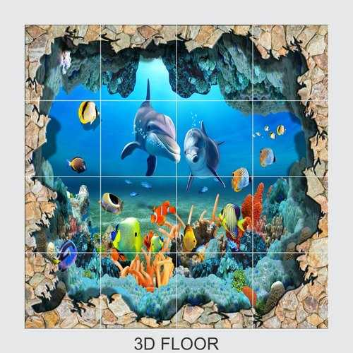 3d Printed Tiles