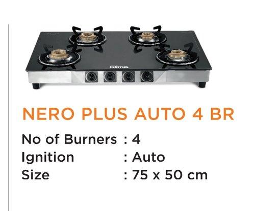 4 Burner Gas Stoves