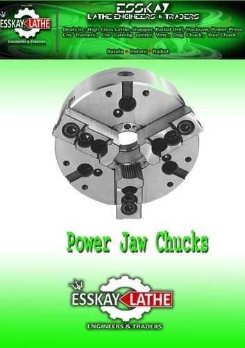 4 Jaw Chucks