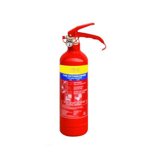 4 Kg Portable Fire Extinguisher