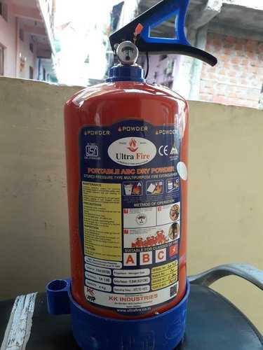 4 Kg Powder Fire Extinguisher
