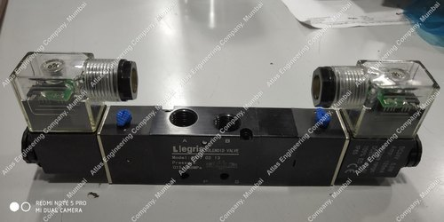 5 By 2 Solenoid Valves