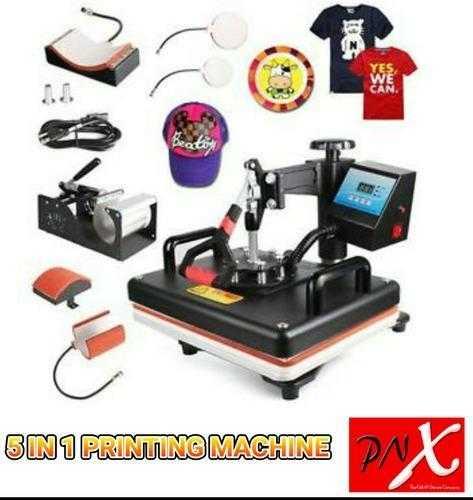 5 In 1 Machine