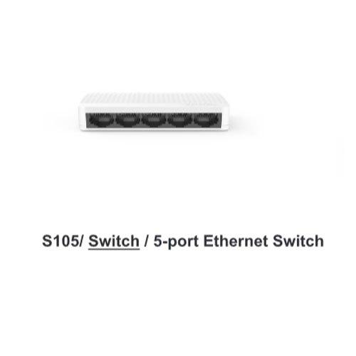 5 Port Ethernet Switch
