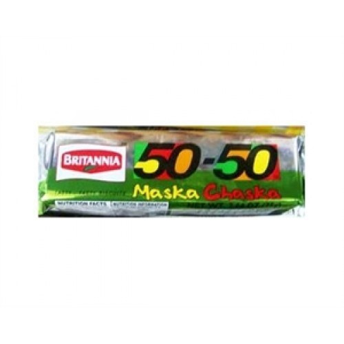 50 50 Biscuits