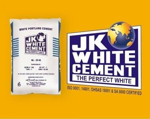 50 Kg White Cement