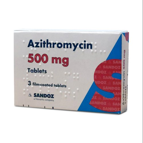 500mg Azithromycin Tablets