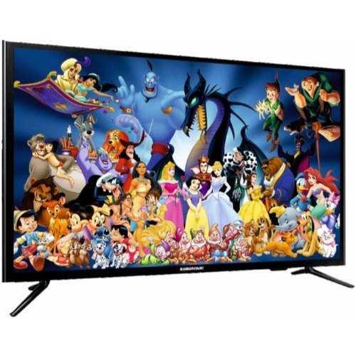 55 Inch 4k Smart Led Television