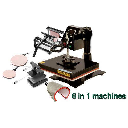 6 In 1 Machines