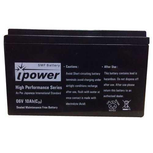 65ah 12v Smf Battery