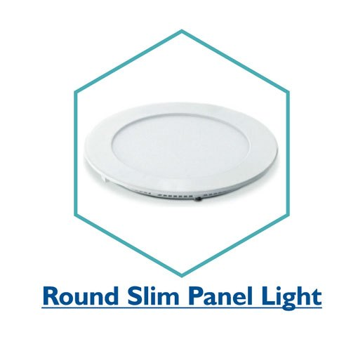 6w Led Panel Lights
