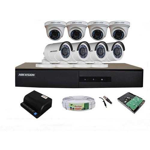 8 Channel Video Recorder