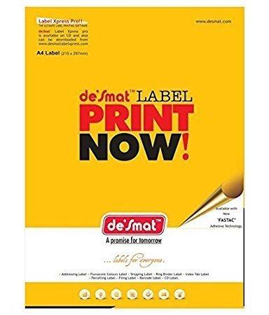 A4 Printed