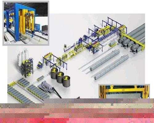 Aac Blocks Making Plant