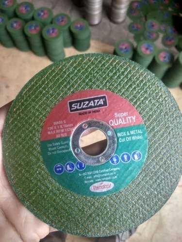 Abrasive Cutting Off Wheel