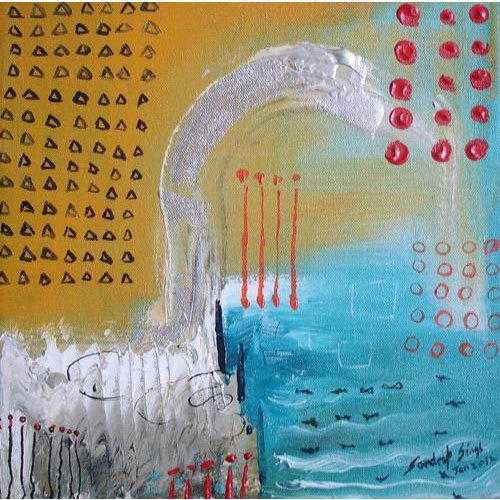 Abstraction Painting
