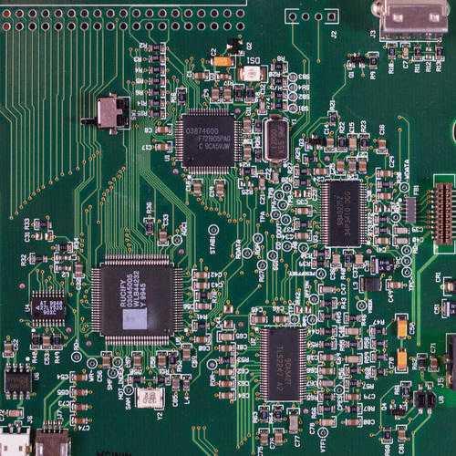 Ac Circuit Board