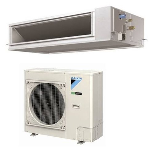 Ac With Duct