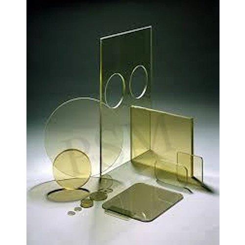 Acid Crystal On Glass