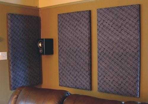 Acoustic Insulators