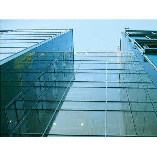 Acp And Structure Glazing Work
