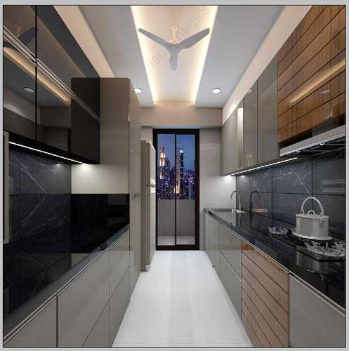 Acrylic Kitchen Cabinet