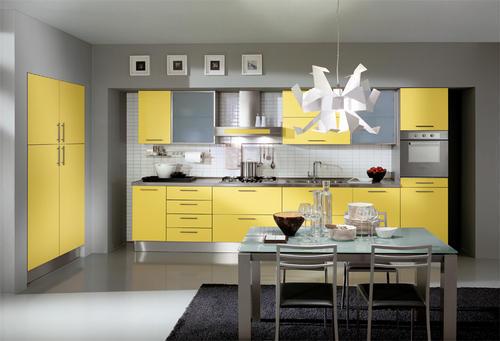 Acrylic Kitchens