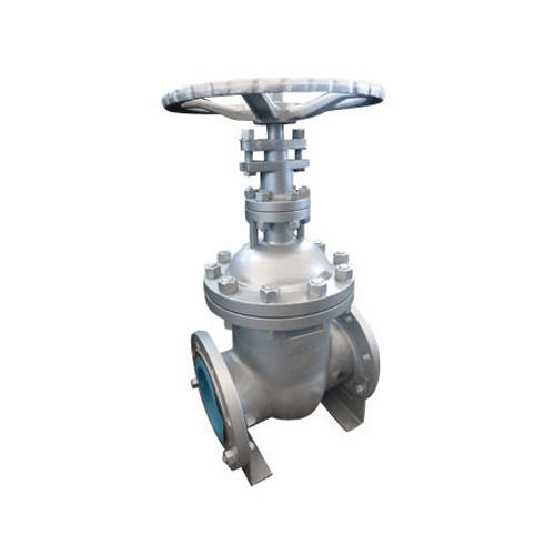Actuated Gate Valves