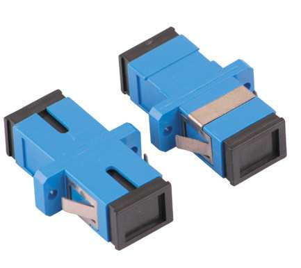 Adapter With Connectors