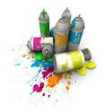 Aerosol Spray Paints