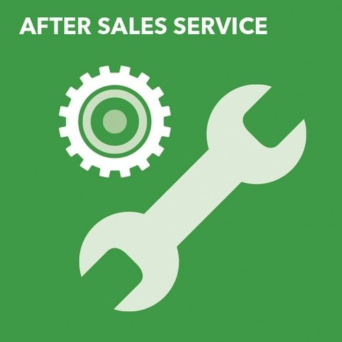 After Sales Services