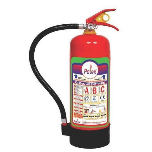 Agent Fire Extinguisher