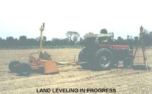 Agricultural Land Levelers
