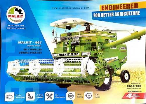 Agriculture Harvesters