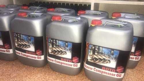 Air Compressor Screw Oil