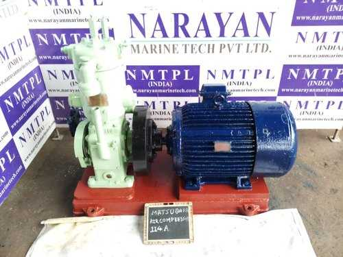 Air Compressor With Motor