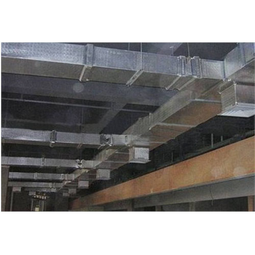 Air Duct With Insulation