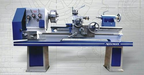 All Geared Extra Heavy Duty Lathe Machine