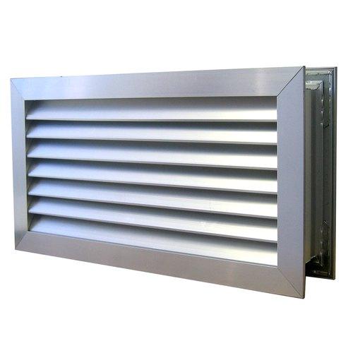 Aluminium Door Grill
